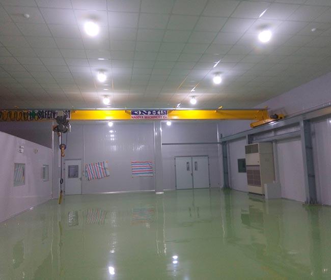 Panel phòng sạch