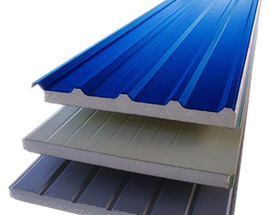 corrugated foam roofing sheets